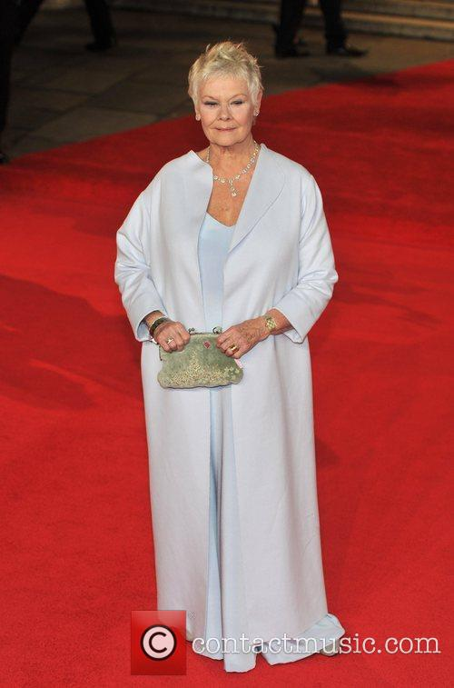 Dame Judi Dench and Royal Albert Hall 2