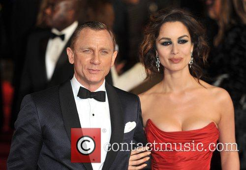 Daniel Craig, Berenice Marlohe, Royal Albert Hall