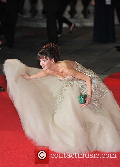 Helen Mccrory and Royal Albert Hall 2