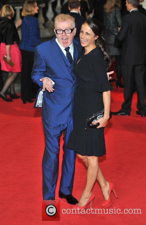 Chris Evans, Natasha Shishmanian and Royal Albert Hall 2