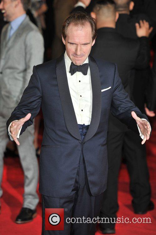 Ralph Fiennes and Royal Albert Hall 2