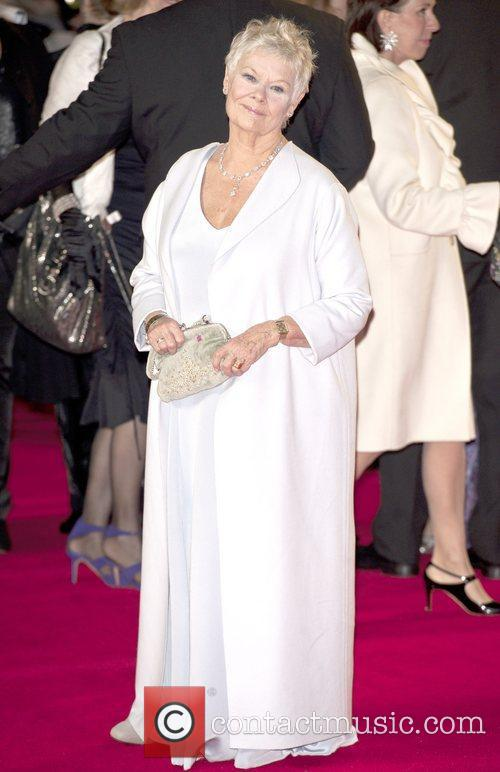 Dame Judi Dench and Royal Albert Hall 7