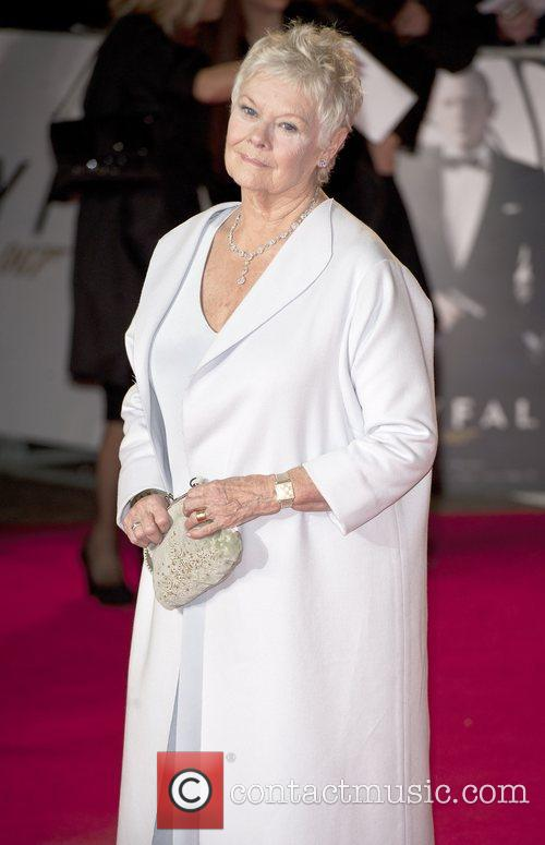 Dame Judi Dench and Royal Albert Hall 5