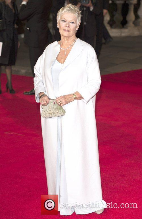 Dame Judi Dench and Royal Albert Hall 6
