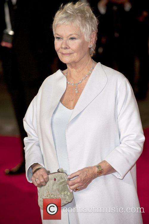 Dame Judi Dench and Royal Albert Hall 4