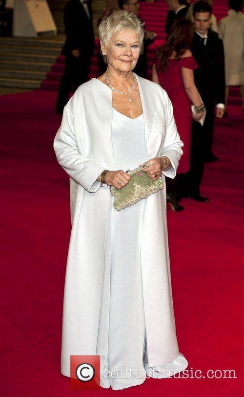 Dame Judi Dench and Royal Albert Hall 8