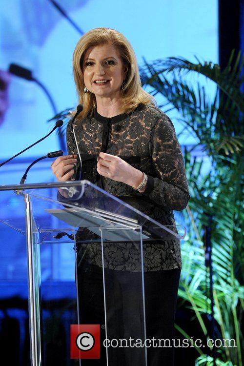 Arianna Huffington 5