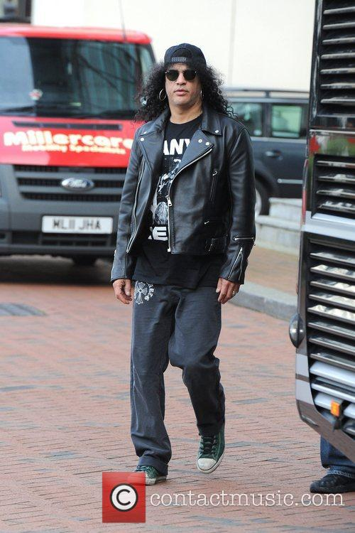 Slash and Manchester 1