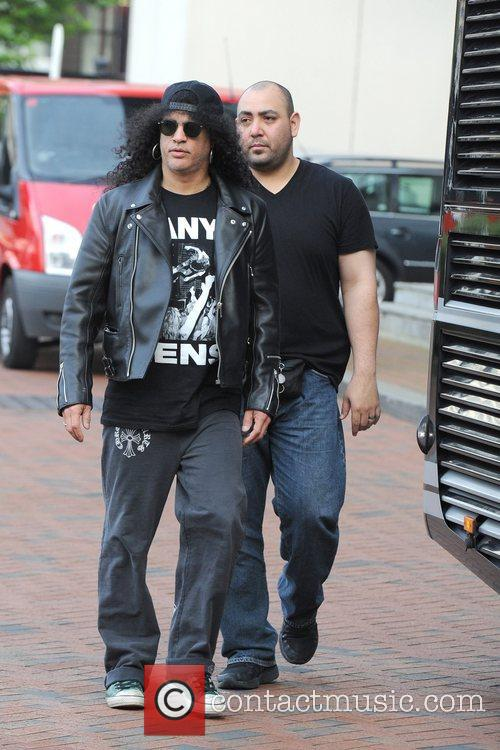 Slash and Manchester 6