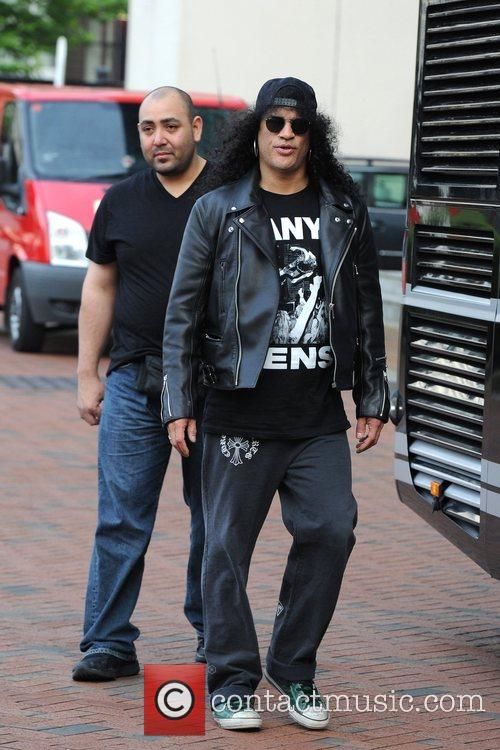 Slash and Manchester 7