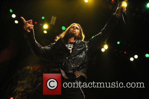 Performing live at Heineken Music Hall