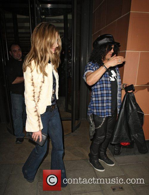 Slash and Trinny Woodall 4