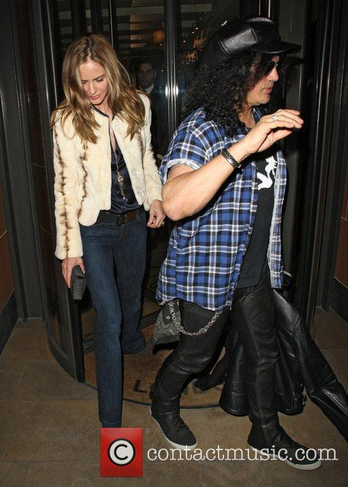 Slash and Trinny Woodall 1