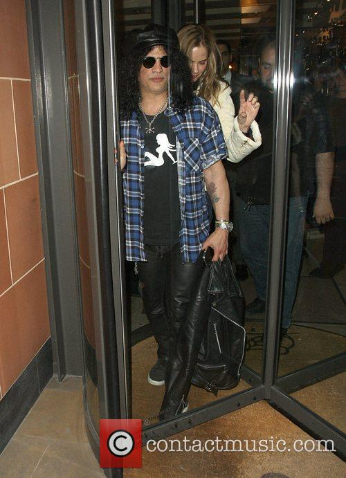Slash and Trinny Woodall 5
