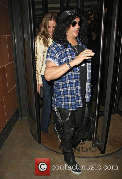 Slash and Trinny Woodall 10