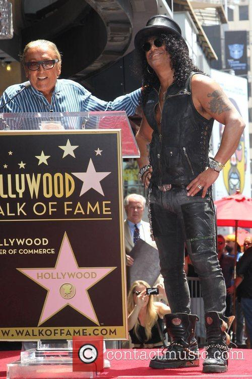 Robert Evans and Slash 8