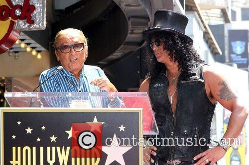 Robert Evans and Slash 9