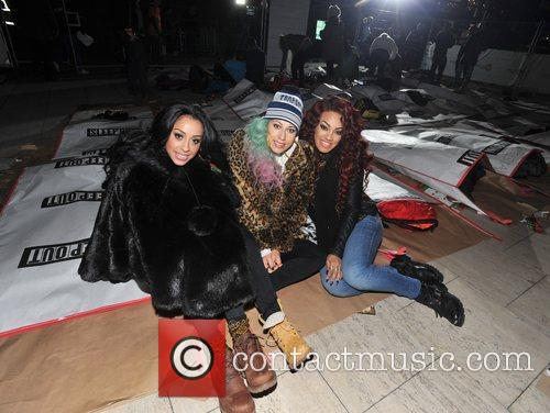 Karis Anderson, Courtney Rumbold, Alexandra Buggs and Stooshe 1