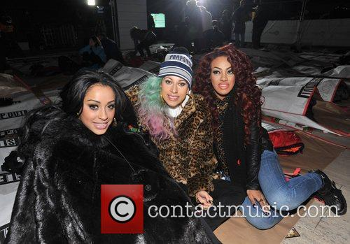 Karis Anderson, Courtney Rumbold, Alexandra Buggs and Stooshe 6