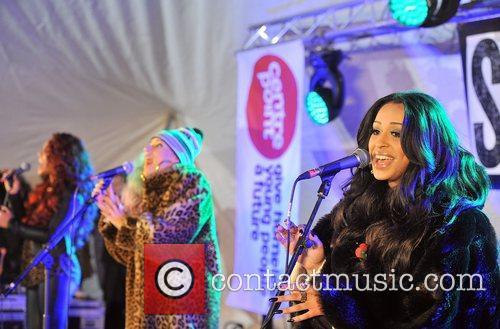Karis Anderson, Courtney Rumbold, Alexandra Buggs and Stooshe 10