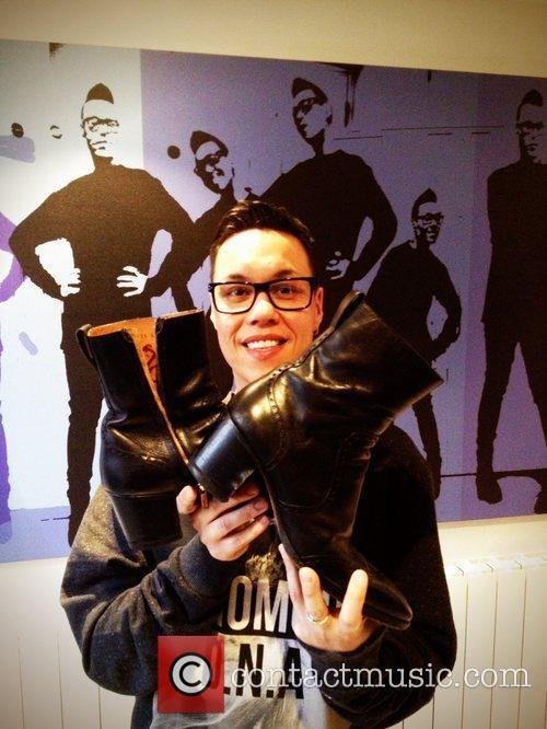 Gok Wan  Small Steps Project: London Celebrity...