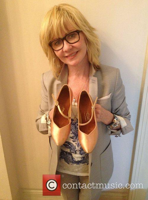 Lulu  Small Steps Project: London Celebrity Shoe...
