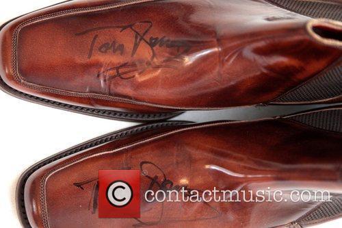 Tom Jones  Small Steps Project: London Celebrity...