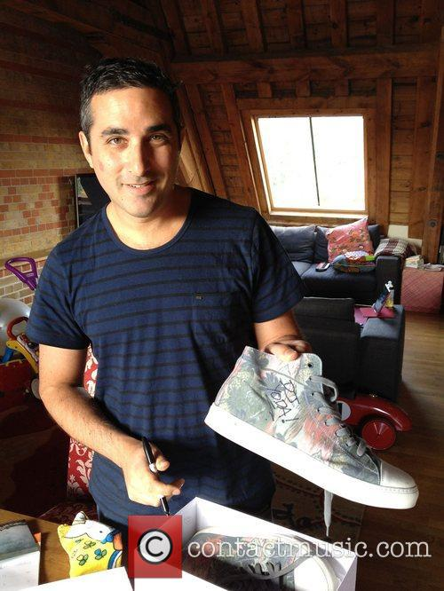 Yoda  Small Steps Project: London Celebrity Shoe...