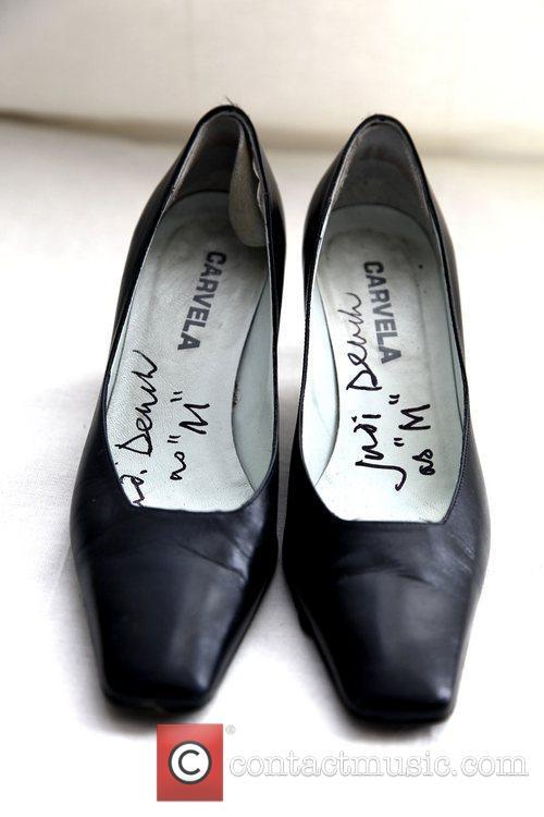 Judi Dench  Small Steps Project: London Celebrity...