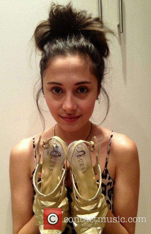 Klariza Clyton  Small Steps Project: London Celebrity...