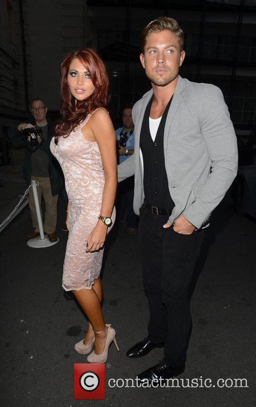 Amy Childs and David Peters 2