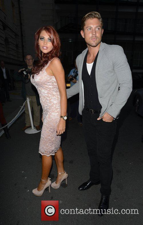 Amy Childs and David Peters 4