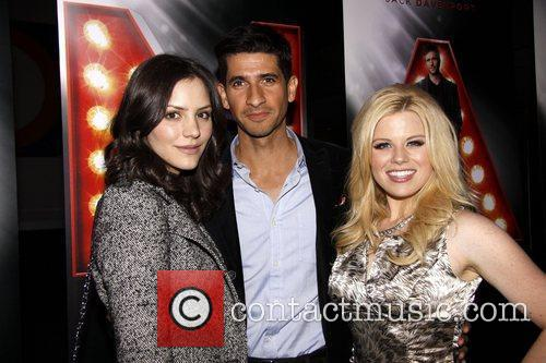 Katharine Mcphee, Megan Hilty and Raza Jaffrey 4