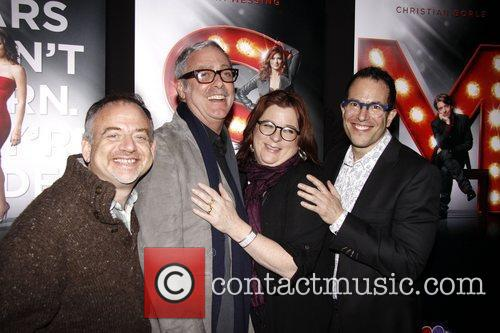 Special Broadway community advance screening of the TV...