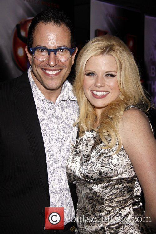 Michael Mayer and Megan Hilty 2