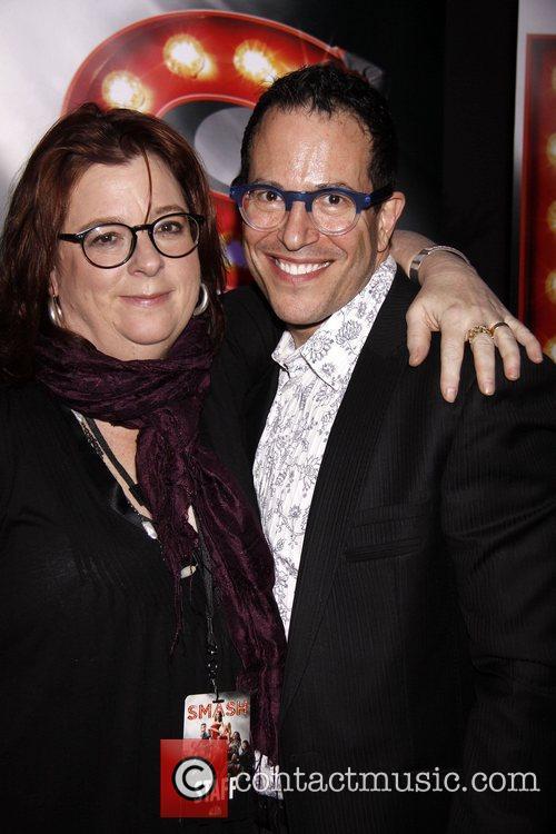 Theresa Rebeck and Michael Mayer 2