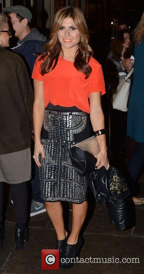 Zoe Hardman,  at the launch of Javari.co.uk's...