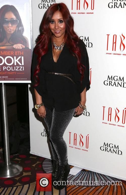 Nicole, Snooki' Polizzi and Tabu Ultra Lounge