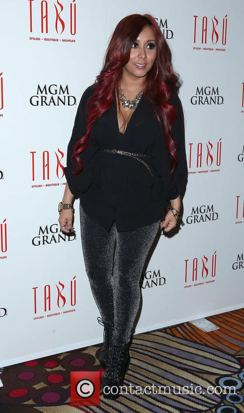 Nicole, Snooki' Polizzi and Tabu Ultra Lounge 7