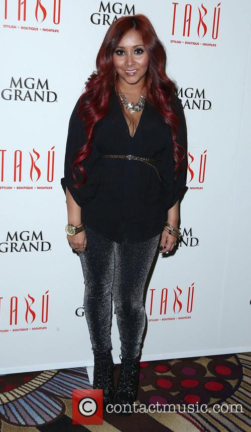 Nicole, Snooki' Polizzi and Tabu Ultra Lounge 2
