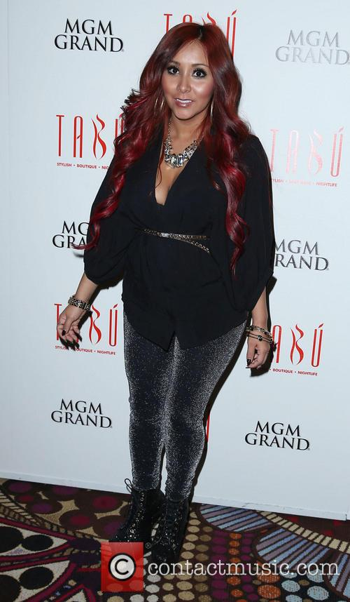 Nicole, Snooki' Polizzi and Tabu Ultra Lounge 4