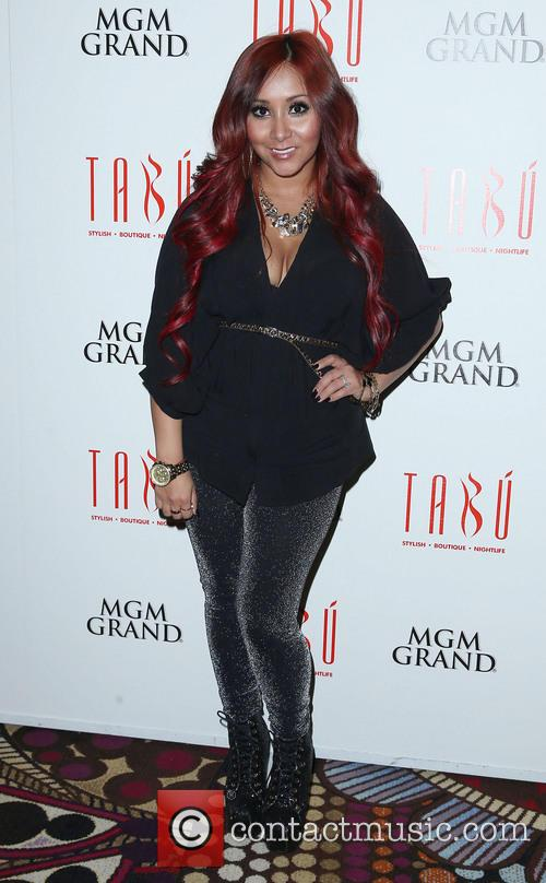 Nicole, Snooki' Polizzi and Tabu Ultra Lounge 6