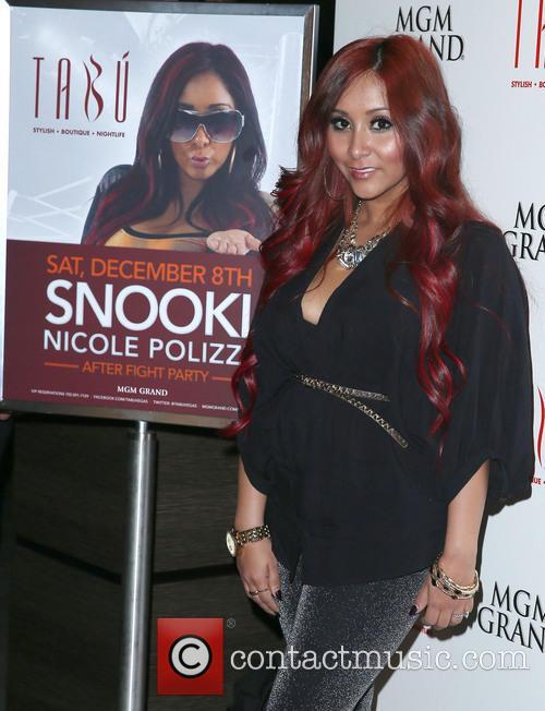 Nicole, Snooki' Polizzi and Tabu Ultra Lounge 17