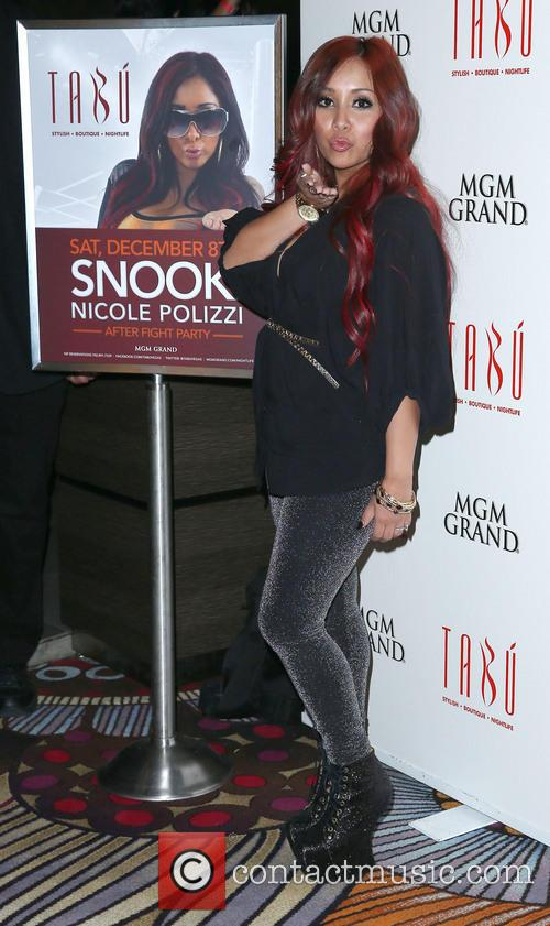 Nicole, Snooki' Polizzi and Tabu Ultra Lounge 10