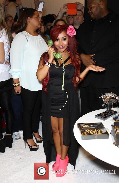 Nicole Polizzi and Snooki 6