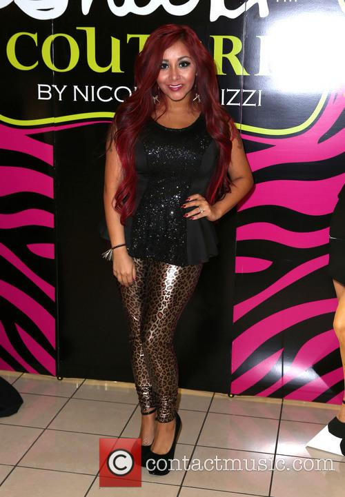 Nicole Polizzi and Snooki 10