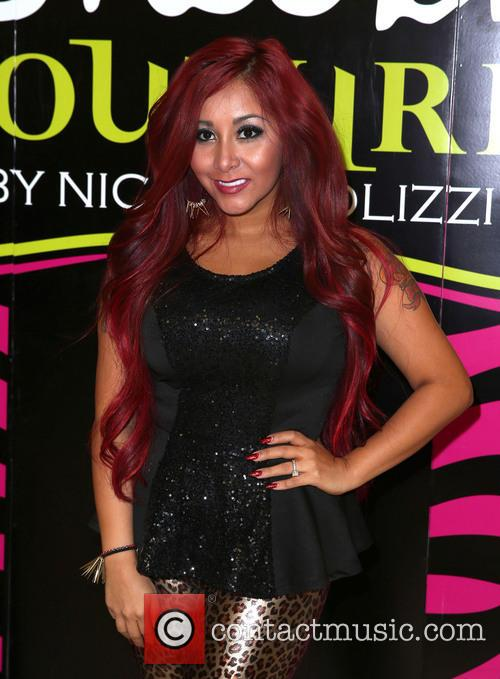Nicole Polizzi and Snooki 2