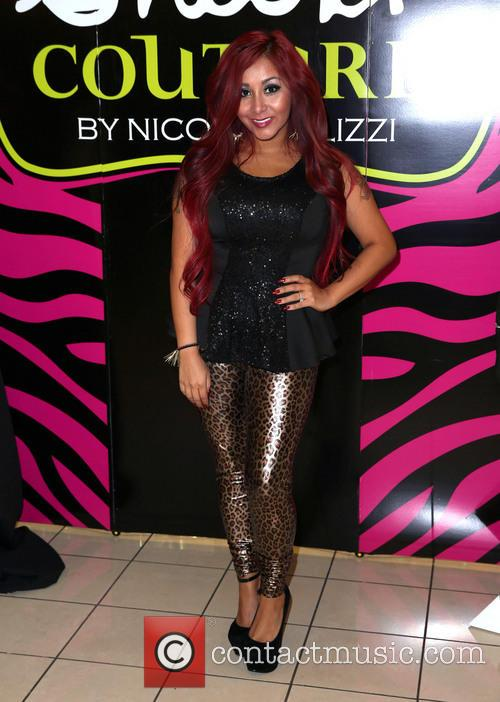 Nicole Polizzi and Snooki 7