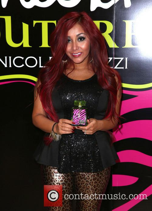 Nicole Polizzi and Snooki 3