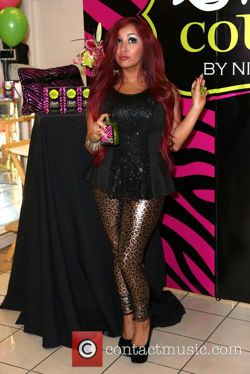 Nicole Polizzi and Snooki 5